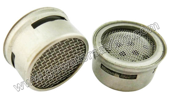 stainless steel faucet aerator